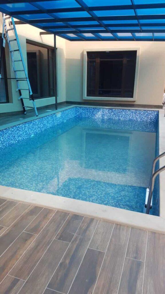 Swimming Pool Site